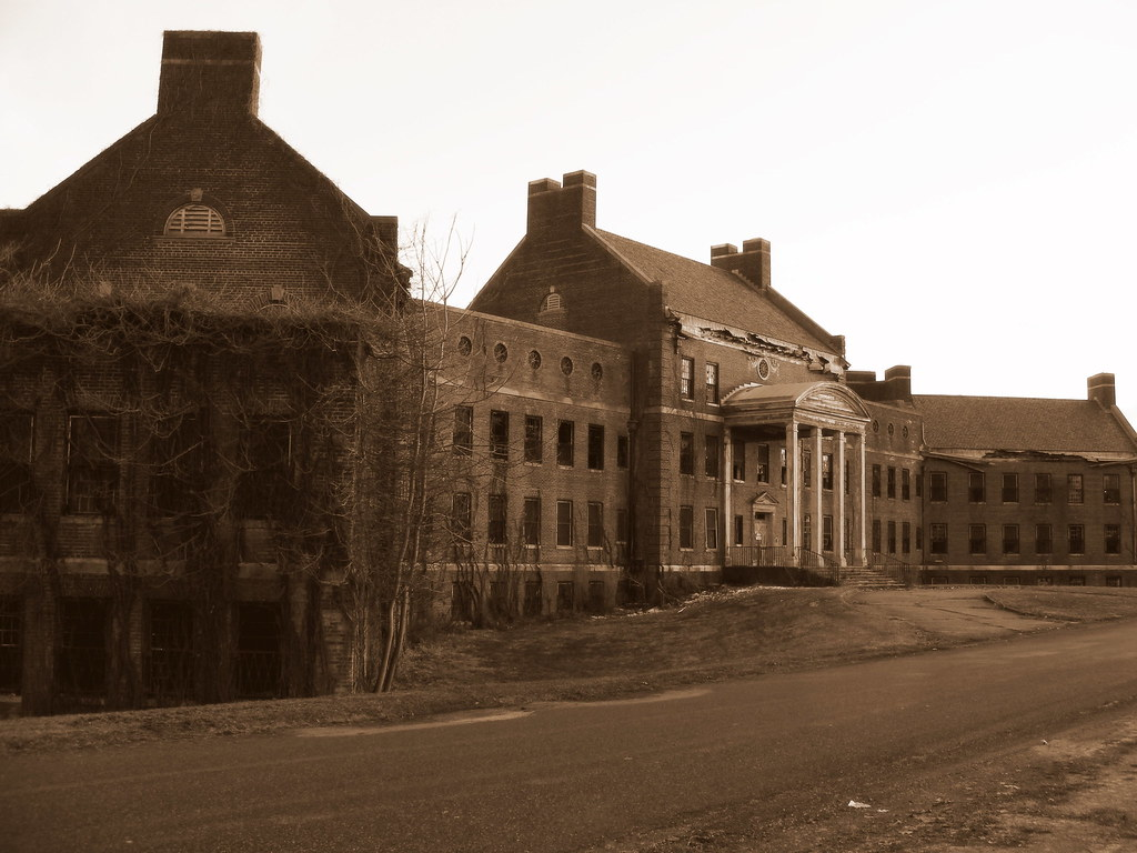 Old Norristown State Hospital  The second half of the ninet  Flickr