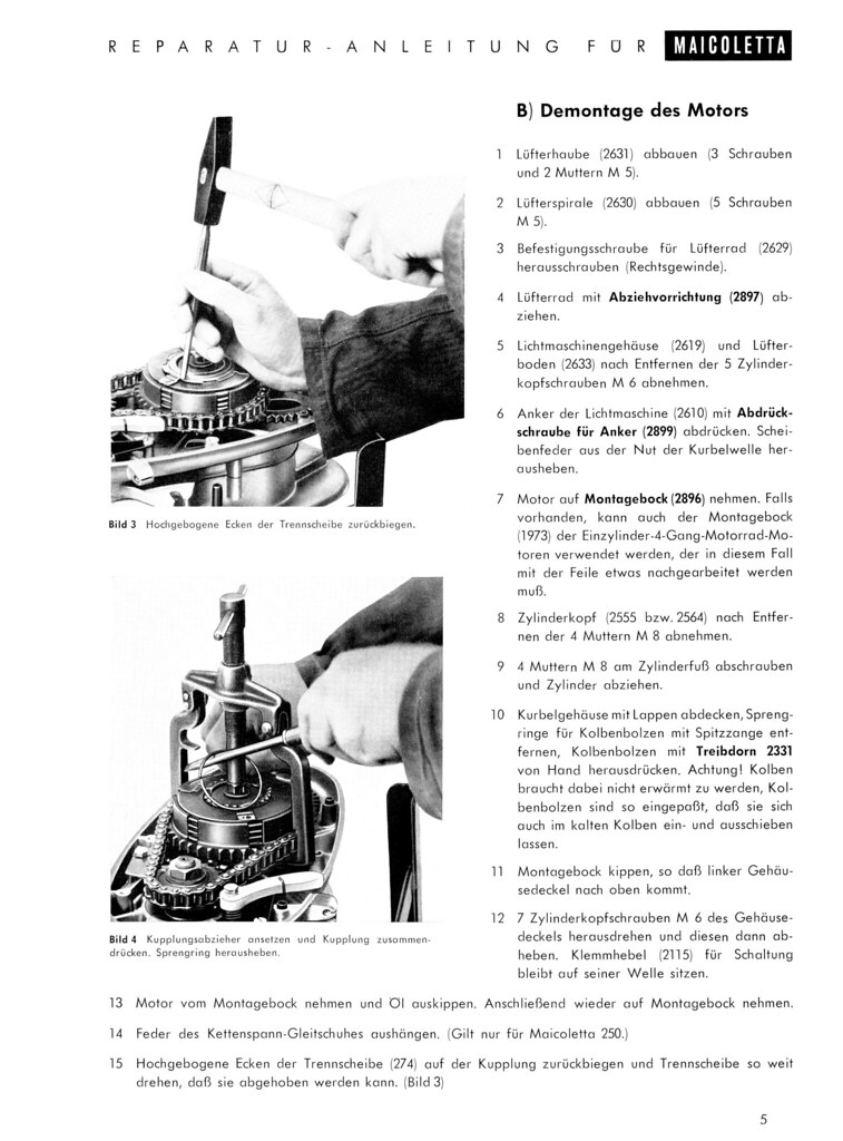 MAICOLETTA MANUAL PDF
