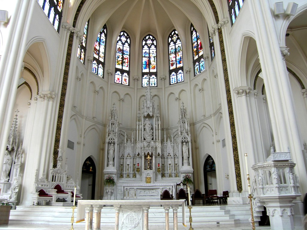 Denvers Cathedral Basilica of the Immaculate Conception