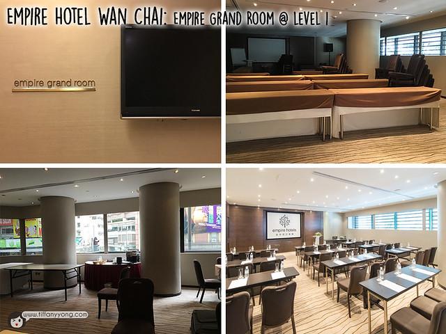 Empire Hotel Wan Chai Grand Room