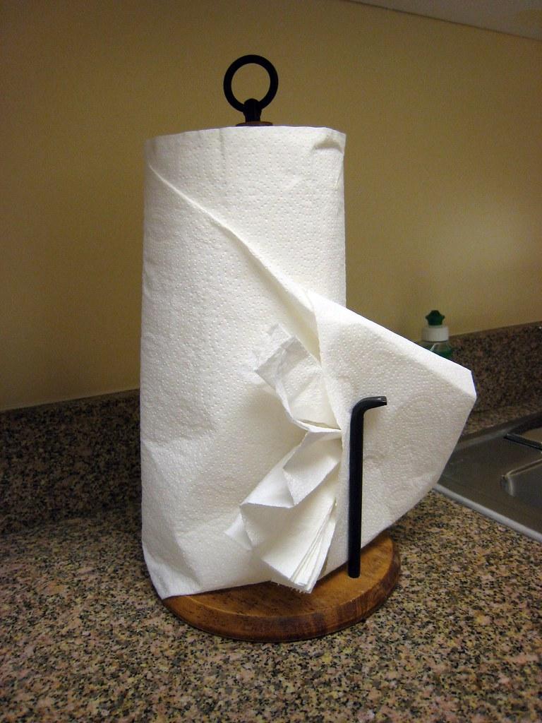 Paper Towel Folding  More on this here  edkohler  Flickr