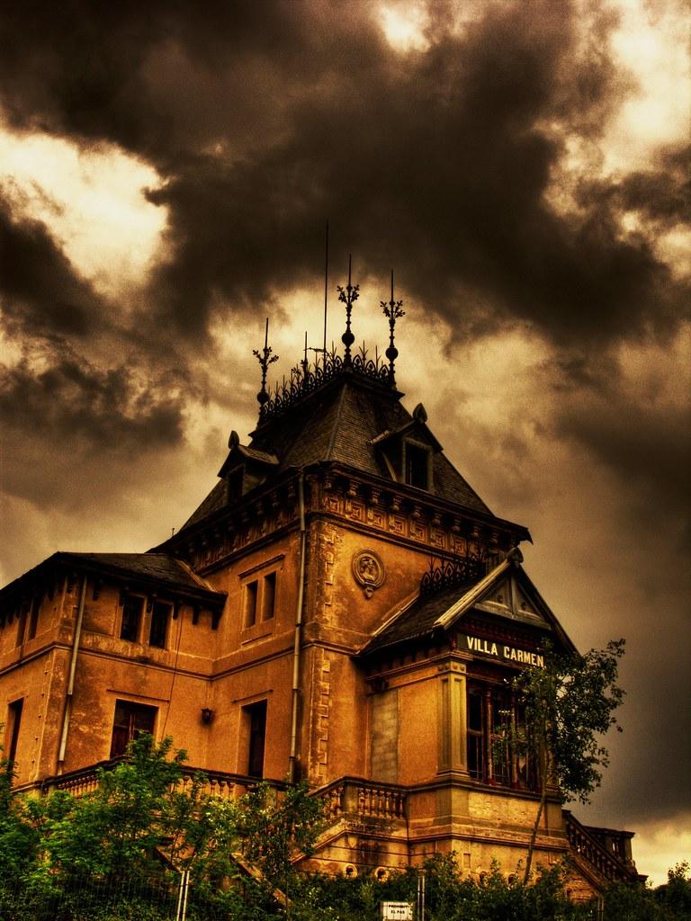 Casa de terrorhouse of terror HDR  Mi tercer HDR y mi pr  Flickr