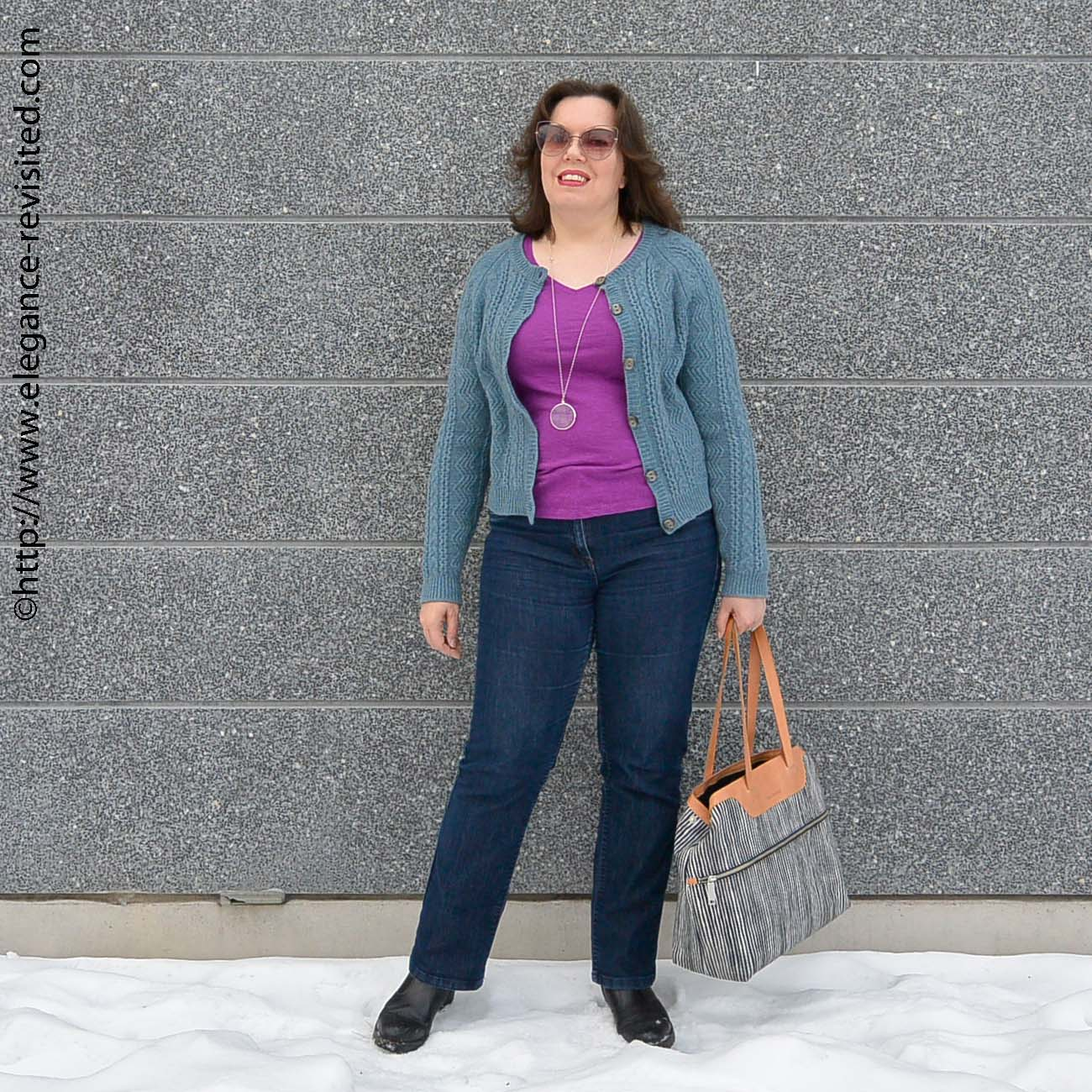 casual style over 40