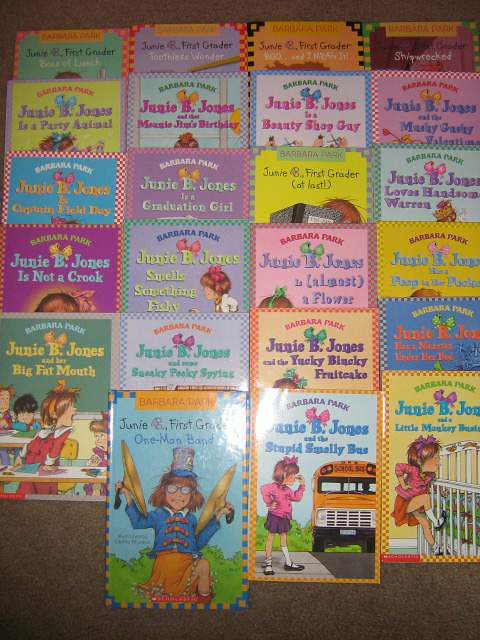 23 Junie B Jones Books JetMech316 Flickr