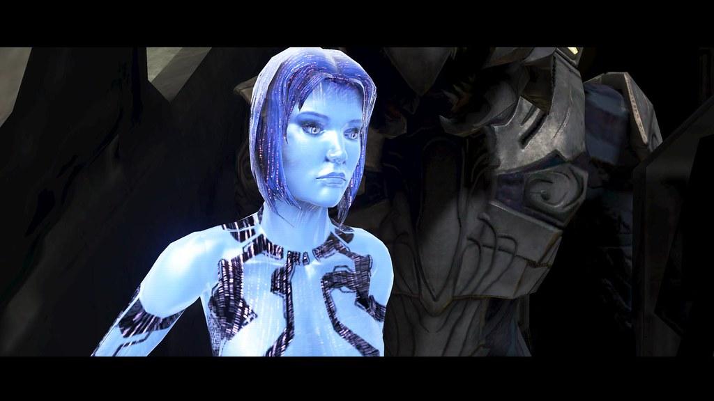 4k Girl Wallpaper Halo 3 Cortana Commorancy Flickr