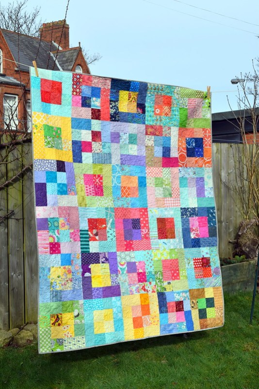 STB2 Canvas Quilt 2017