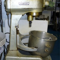 Commercial Kitchen Aid Mixer Costco Mat Hobart Model A-200 (precursor To The Kitc ...