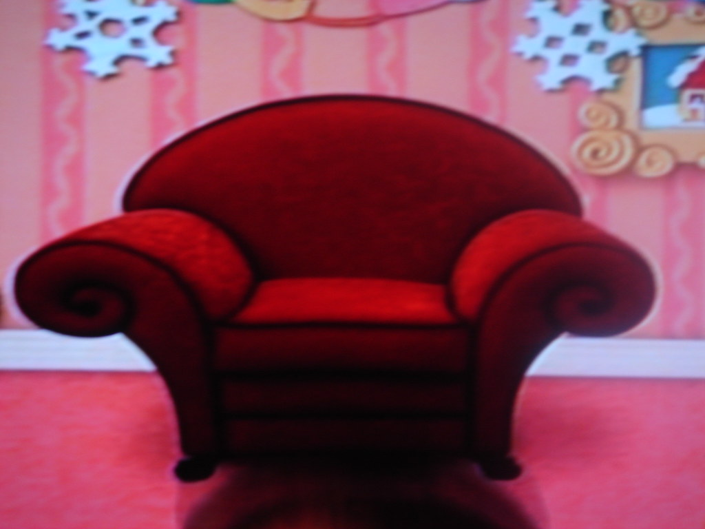 Thinking Chair Blues Clues Thinking Chair Hunterguy 12 Flickr