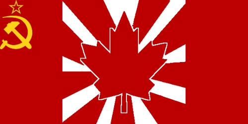 Soviet Canada  As leader of the new Soviet Canada I though  Flickr