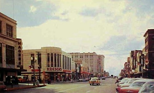 Lincoln NE Looking west along O Street from 13th Street  Flickr