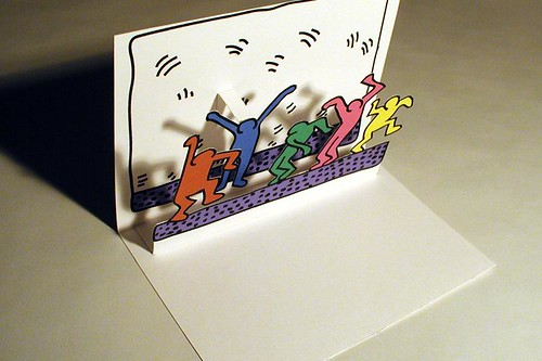 Popup Pop Art Cards  Gift card concept for school project   Flickr