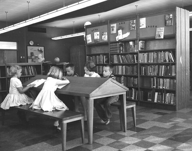 Pike County Free Public Library1961  In 1961 I had an