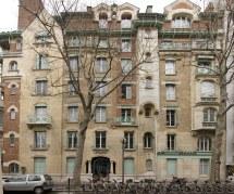 Castel Beranger Paris France