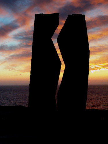 Muxa Monumento al desastre del Prestige A Ferida Atar