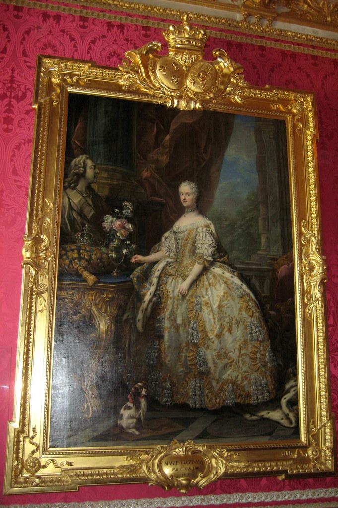 Versailles Chteau de Versailles  Salon de Mars  Queen   Flickr