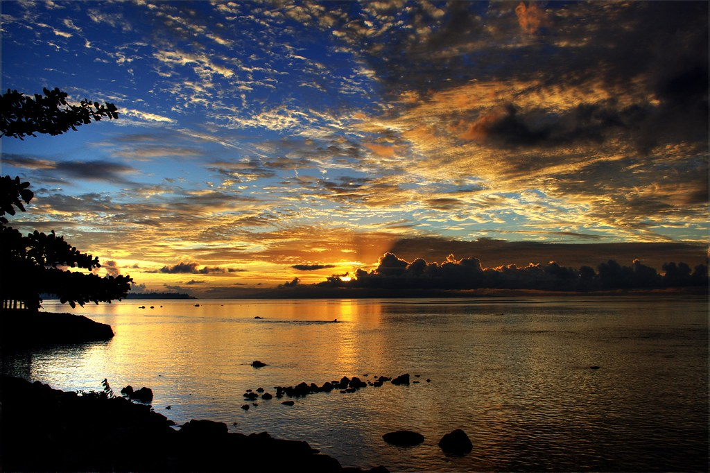 National Geographic Wallpaper Fall Sunset View Sunset View From Jhei S Village Sale Imoa
