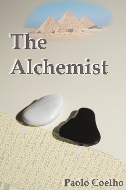 Alchemist  Assignment 1 Book Cover Weve done the book