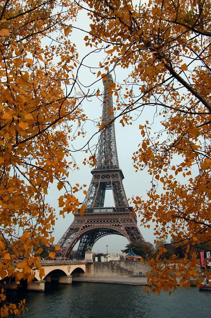 Free 3d Fall Wallpaper Eiffel Autumn John Wilkinson Flickr