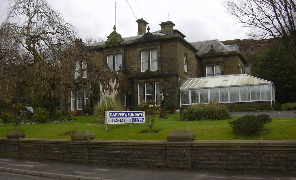 Horncliffe HouseMansion Bury Road Rawtenstall Rossenda