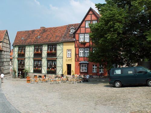 Quedlinburg Finkenherd Aufgenommen auf einem