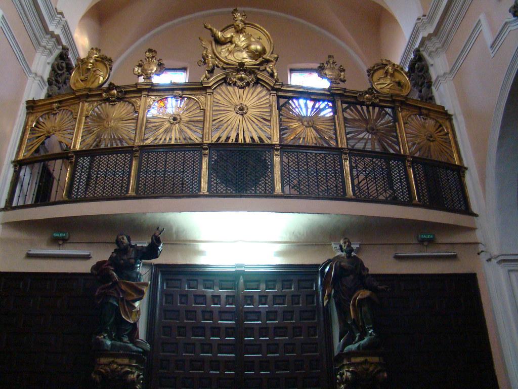 Coro Iglesia de San Felipe y Santiago el Menor Zaragoza 20