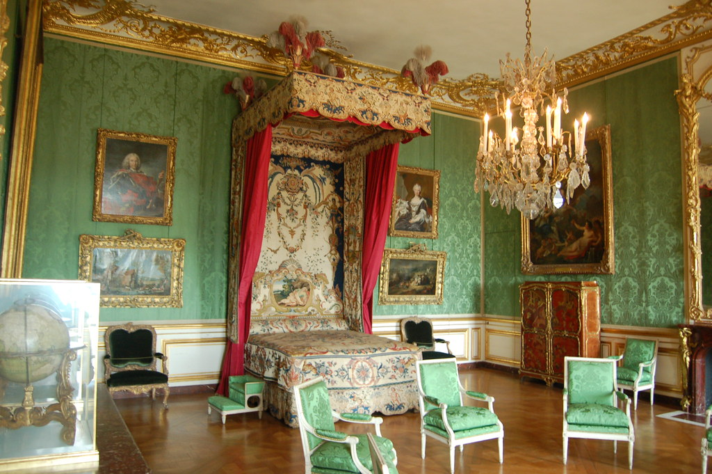 Royal Bedroom Palace of Versailles  Royal Bedroom Palace