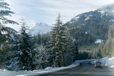 Vancouver Island Landscape in Winter | Scenes from a road ...