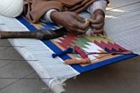 The carpet maker | Carpet making in the morning, somewhere ...