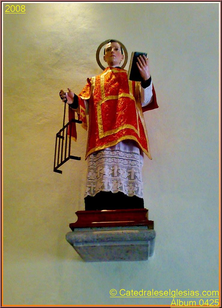 Capilla San Lorenzo MrtirBenito JurezCiudad de Mxico