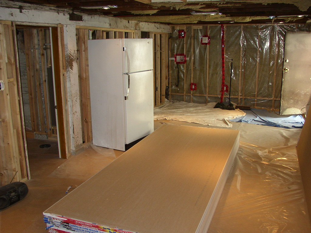 kitchen_living room  pre drywall  Kyle Martin  Flickr