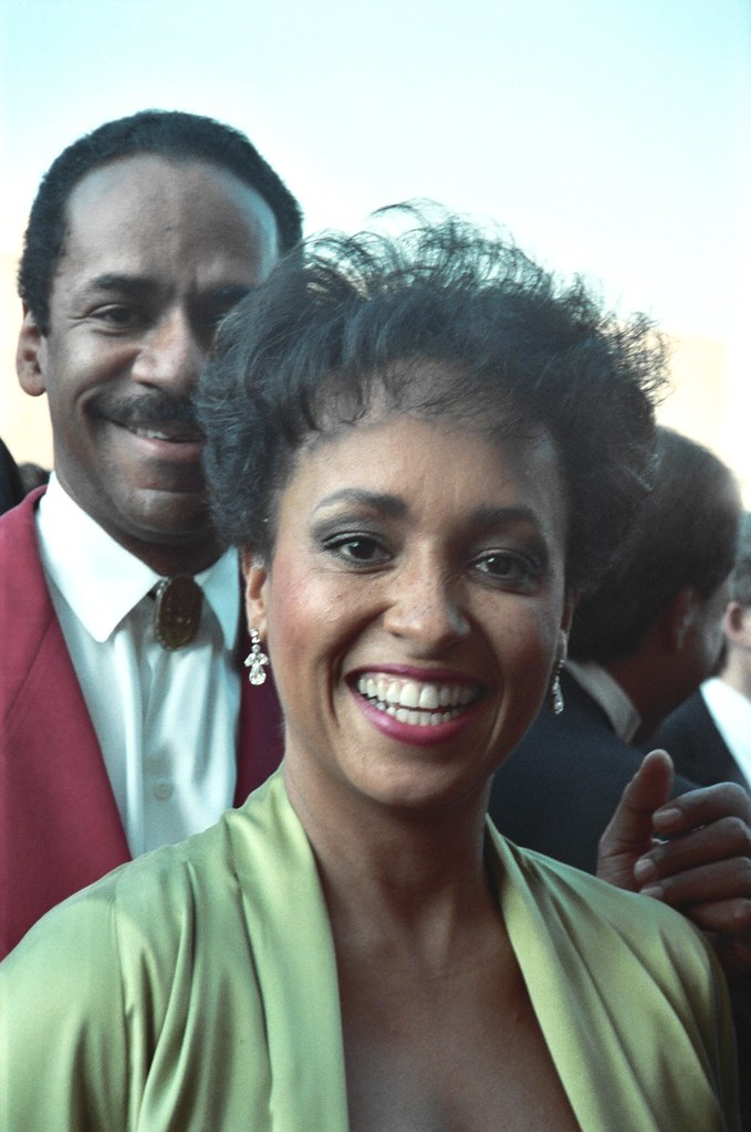 Tim Reed and Daphne Maxwell  1990 Emmy Awards NOTE Permiss  Flickr
