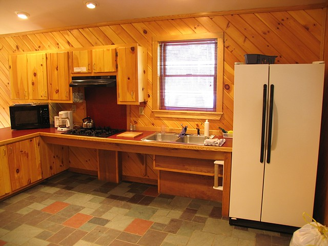 kitchen silverware how to build a island with seating peek inside fancher cottage d | view large image well ...