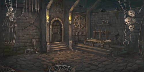 dungeon  Fantasy Art and Portraits showcases the art from