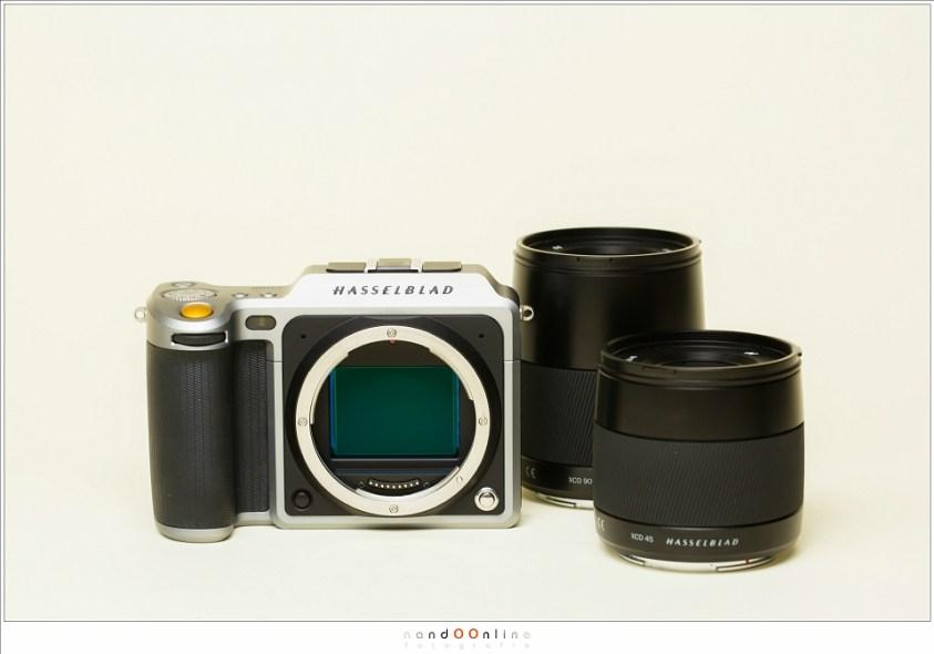 De Hasselblad X1D-50c