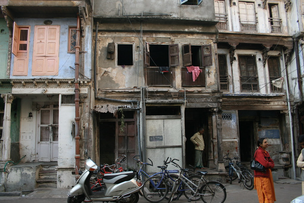 Old town Ahmedabad  This is in the pols of Ahmedabad Th  Flickr