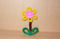 currenly on etsy | one of my first pipe cleaner designs ...