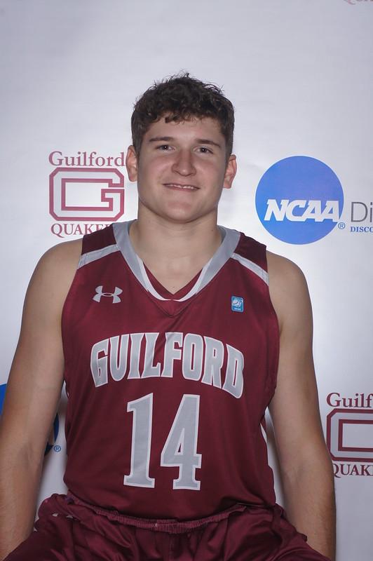Carson Long - Guilford 2019