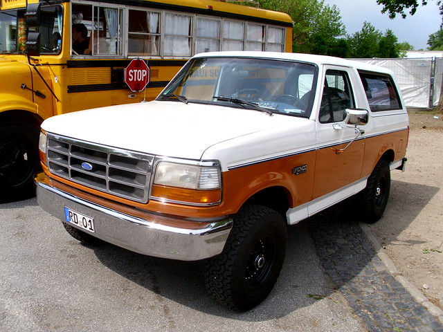 Ford Bronco XL 199296 1 Flickr Photo Sharing