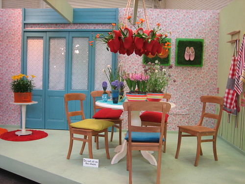 Really Cute Dining Room Design  I love it So cute but