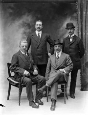 1914 group of four
