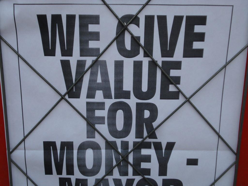 Value for money  fairbrand  Flickr