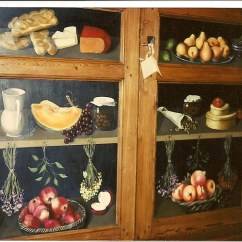 Kitchen Cabinet Pictures Particle Board Cabinets Trompe L'oeil   Heide Davis Flickr