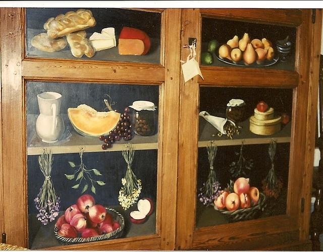 kitchen cabinet images peerless faucets trompe l'oeil | heide davis flickr