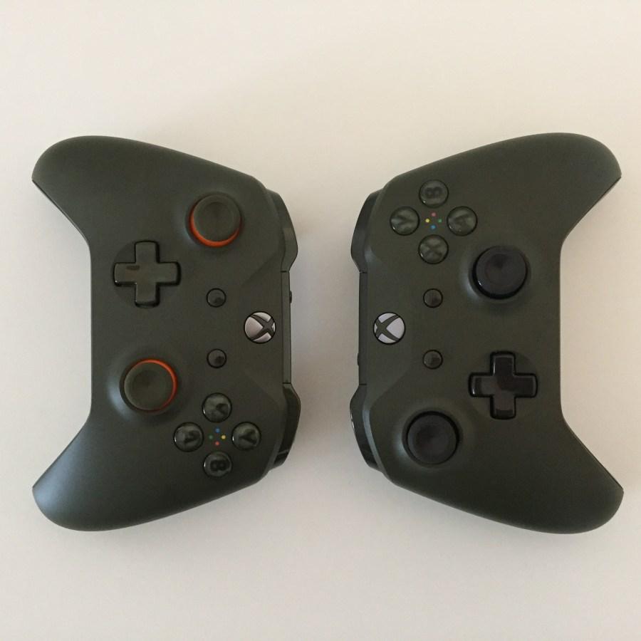 20170216 Manette Xbox One S vert Kaki 00019