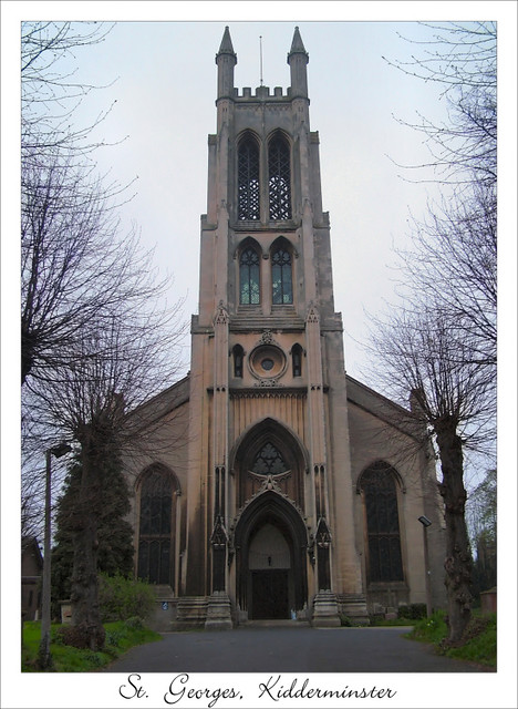 St George S Church Kidderminster One Of My Favourite Chur Flickr