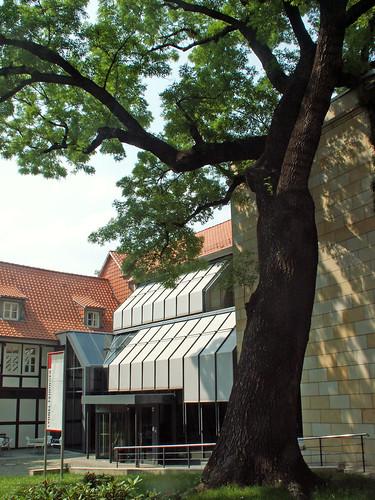Quedlinburg Feininger Galerie Aufgenommen auf einem