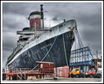 Ss United States Anchor In