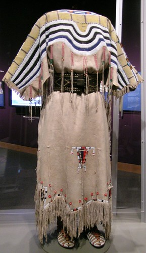 Red Feather Indian Woman Blackfoot