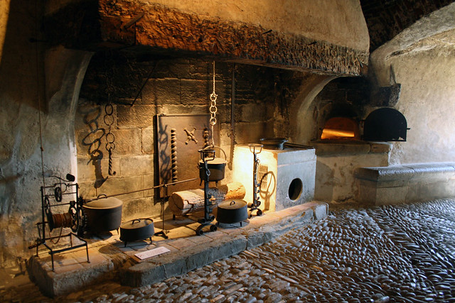 Medieval kitchen  buferas  Flickr