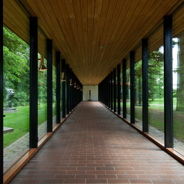 Louisiana Museum Of Modern Art Architects Vilhelm